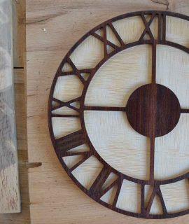 Oroogio-legno